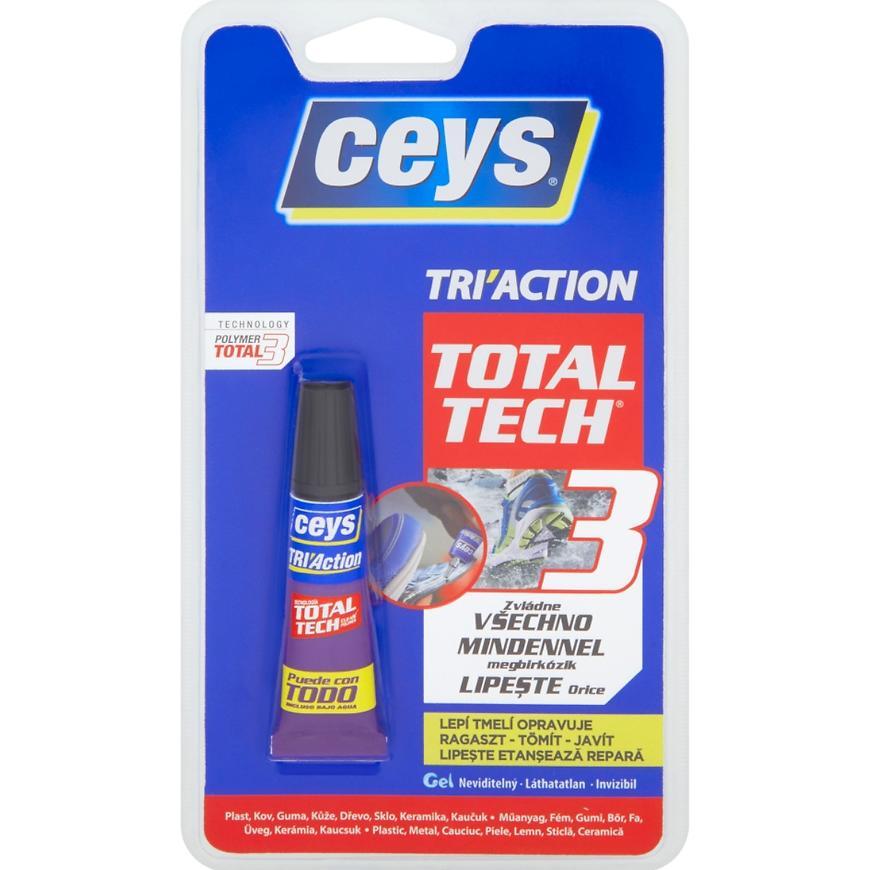 Total Tech Ceys Tri\'Action 10 g