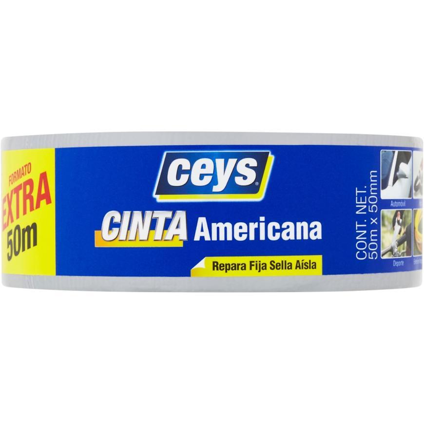 Páskové lepidlo Ceys 50 m x 50 mm