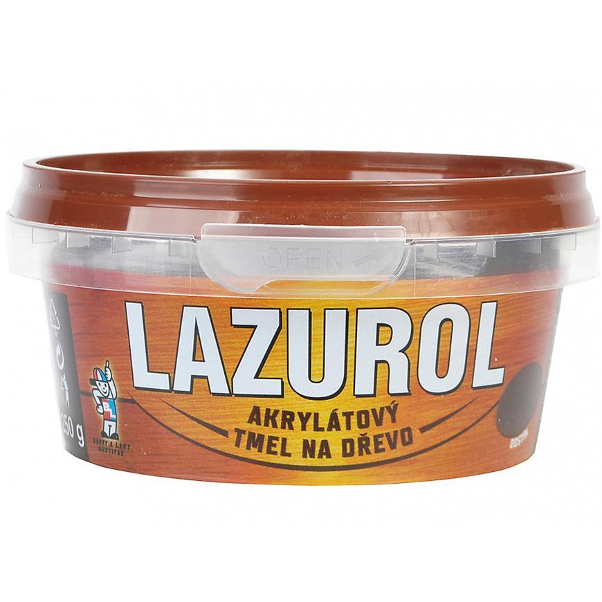 Lazurol akrylátový tmel na dřevo bílý 250g