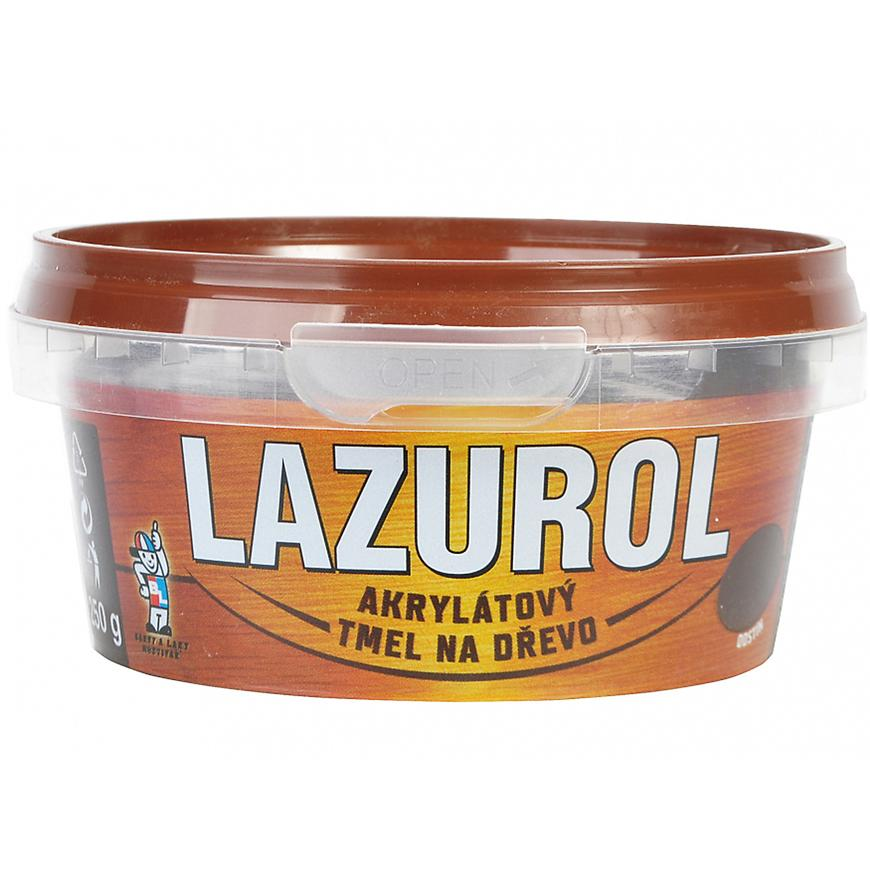 Lazurol akrylátový tmel na dřevo palisandr 250g