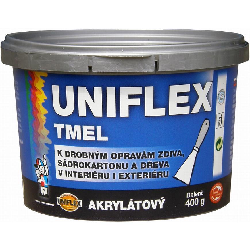 Uniflex akrylový tmel 400g