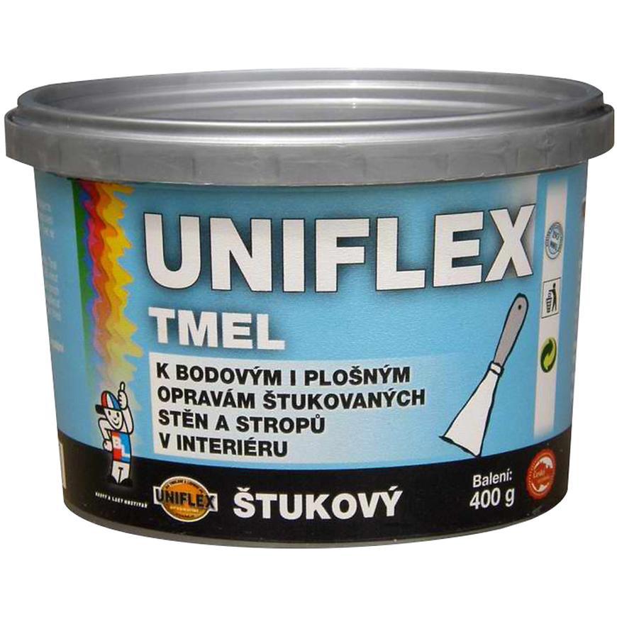 Uniflex štukový akrylový tmel 400g