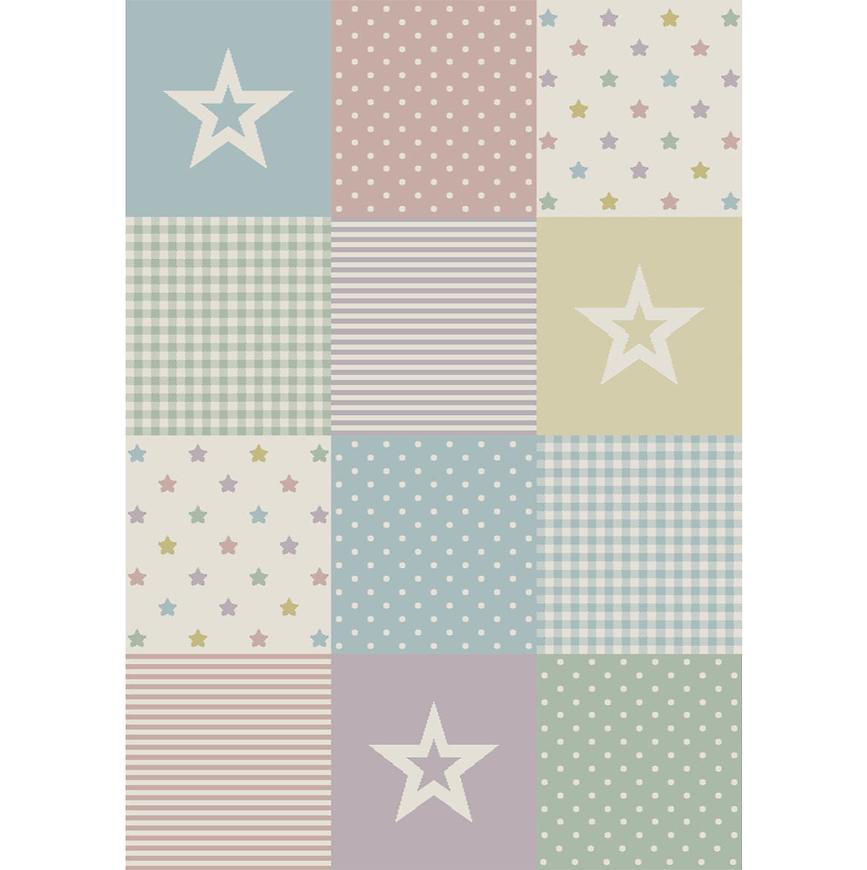 Koberec Diamond Pastel Kids 1,6/2,3 24205 110