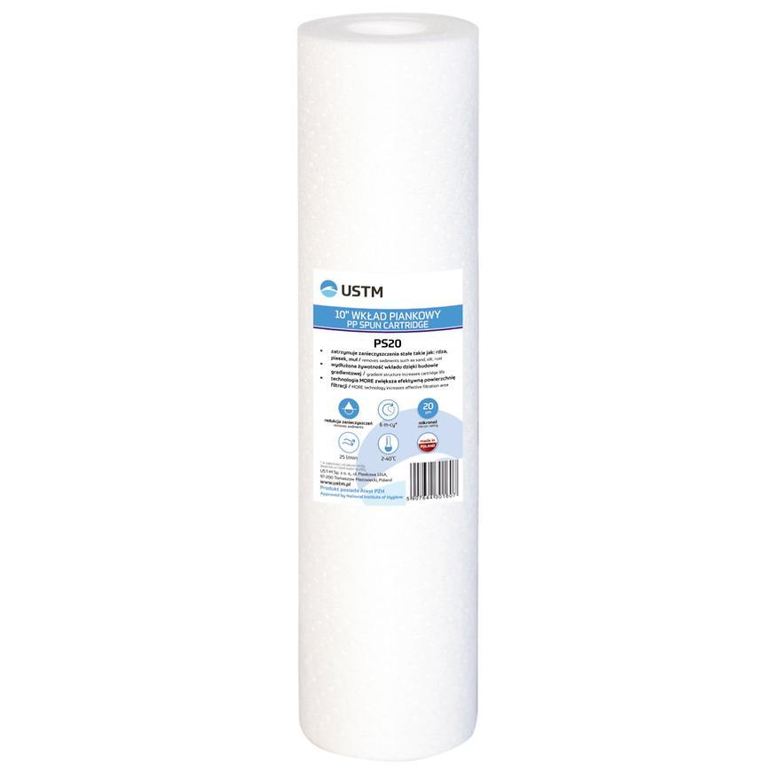 Náhradní filtr 10 polypropylenový more 20 mikron