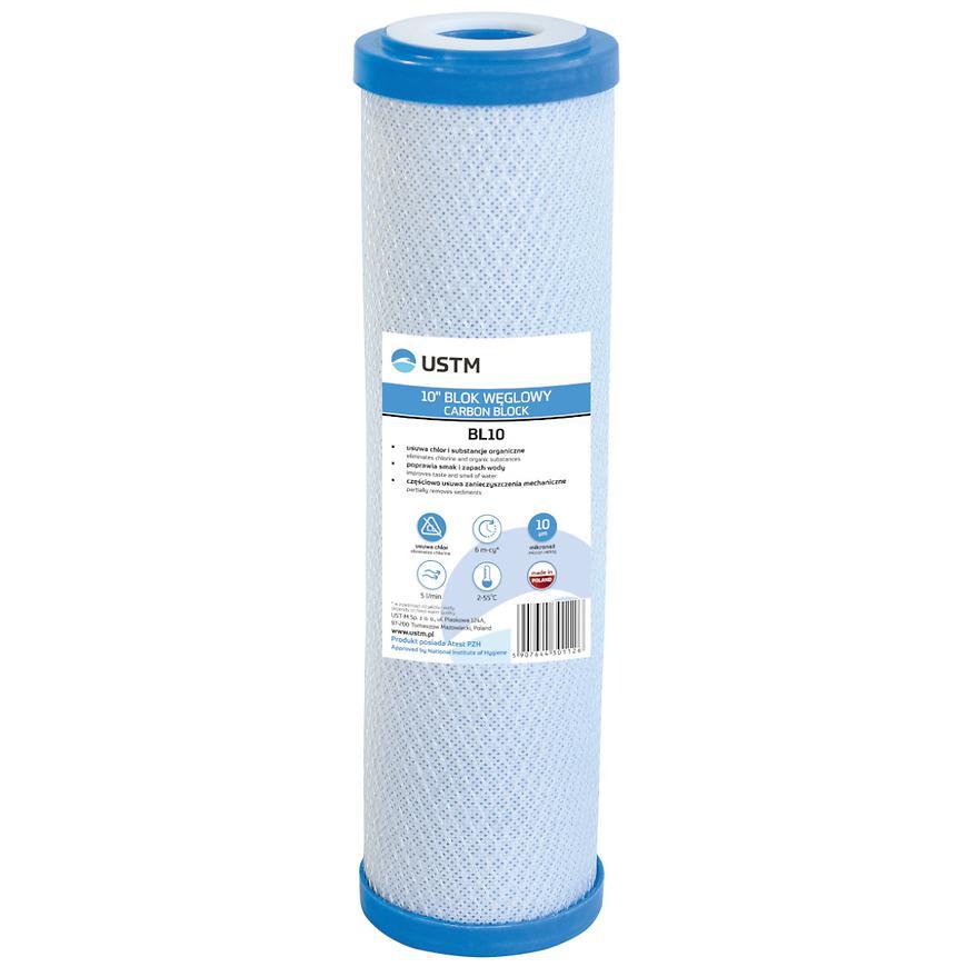Náhradní filtr uhlíkový 10 – blok