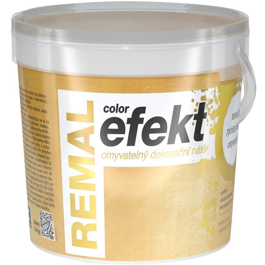 Remal efekt zlatý 0,4kg