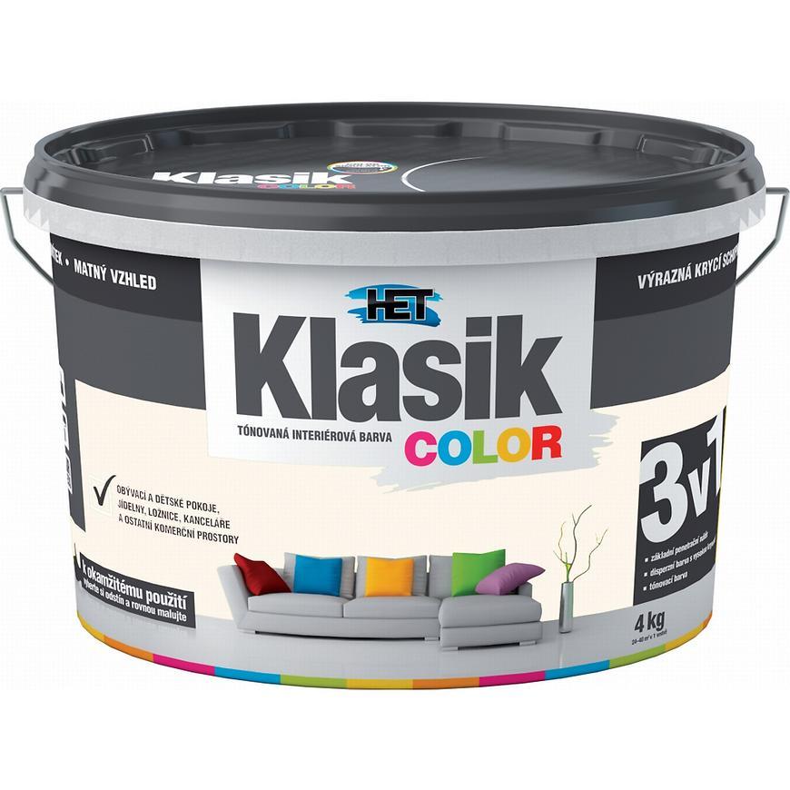 Het Klasik Color 0228 béžový mandlový 4kg
