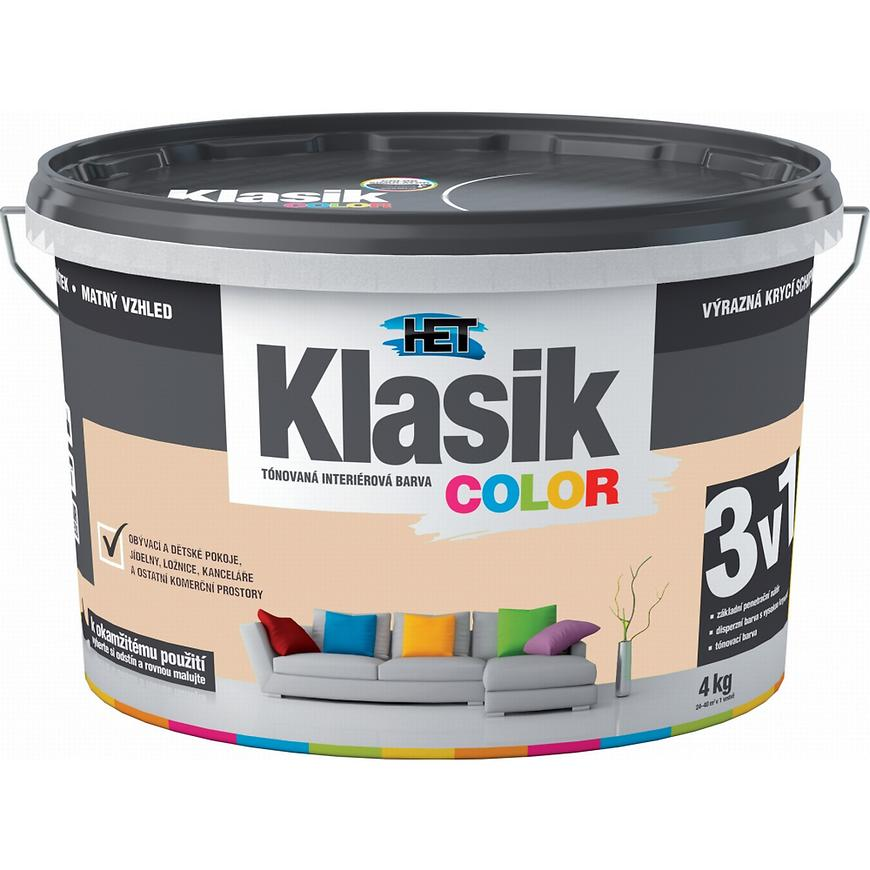 Het Klasik Color 0247 béžový krémový 4kg