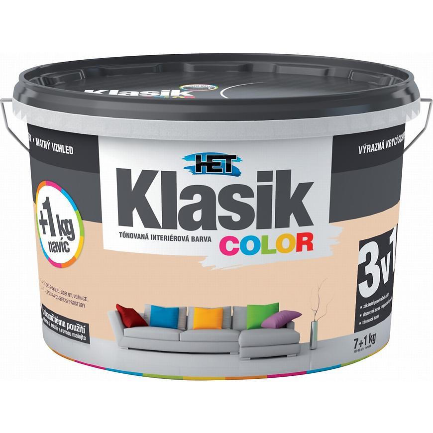 Het Klasik Color 0247 béžový krémový 7+1kg