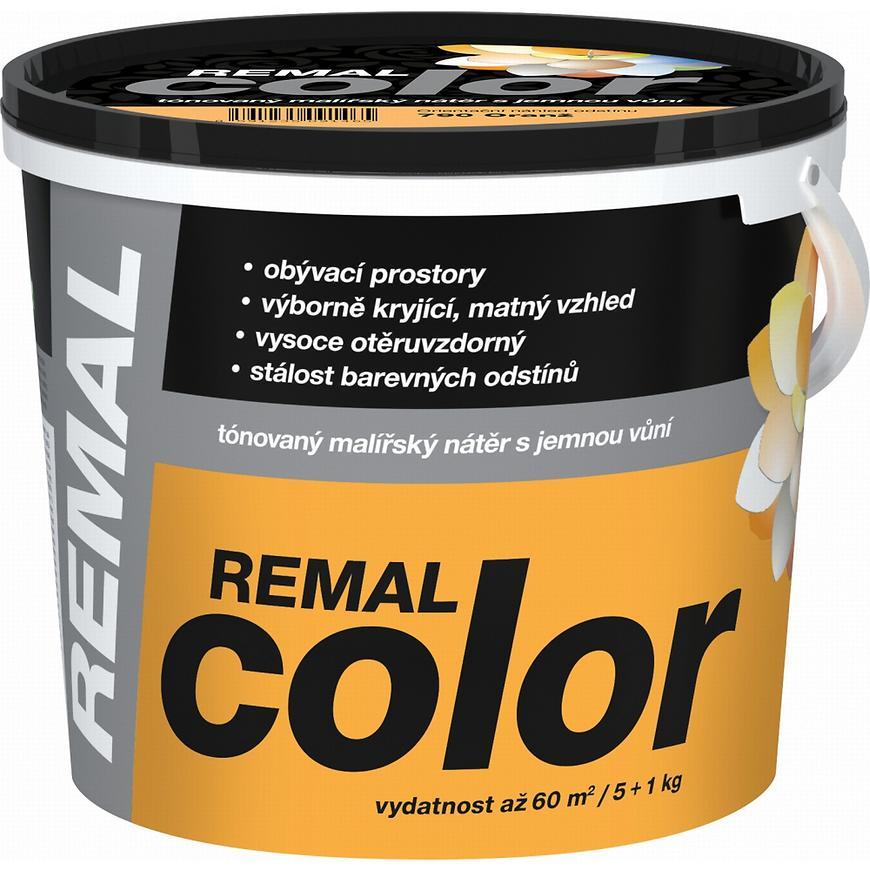 Remal Color oranžová 5+1kg