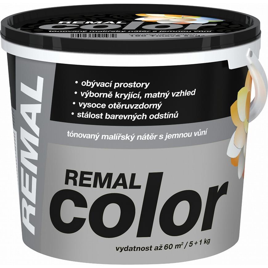 Remal Color šedá tmavá 5+1kg
