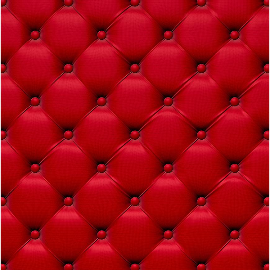 Skleněný panel 60 60 Sofa Red Esg