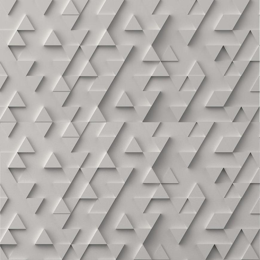 Skleněný panel 60/60 Delta Grey Esg