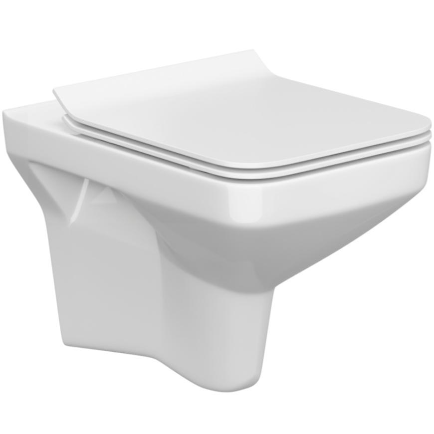 WC závěsné Como Clean On se sedátkem soft close snad.