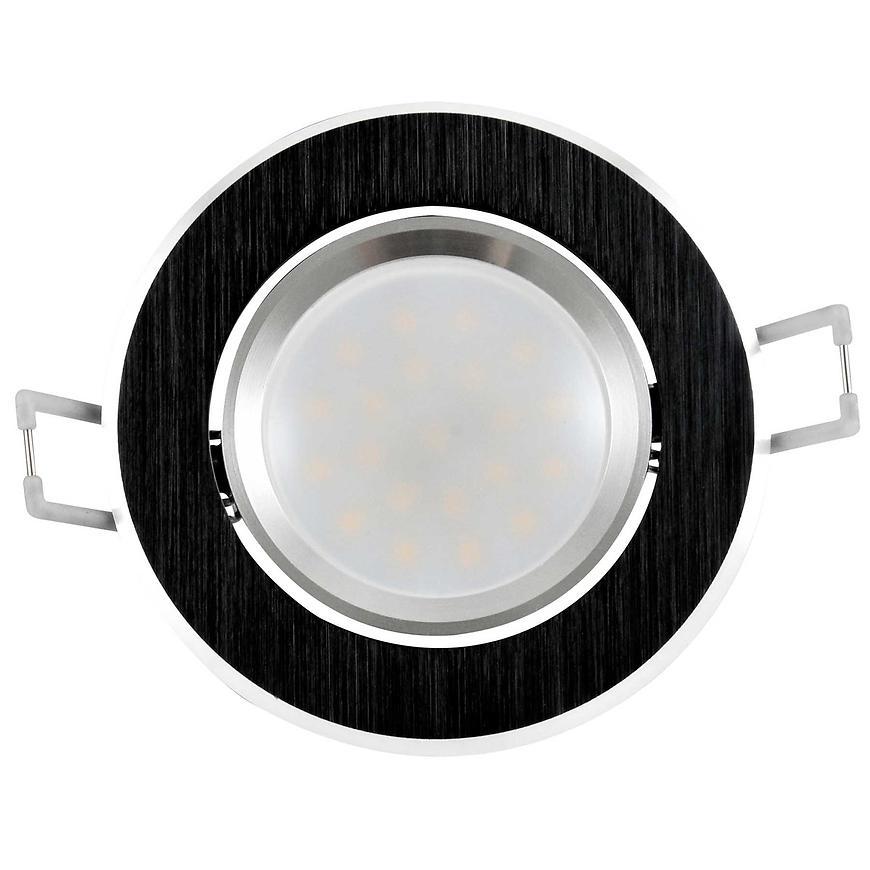 Bodové světlo LED Olal -IO84WWB2-250 3,5W černé