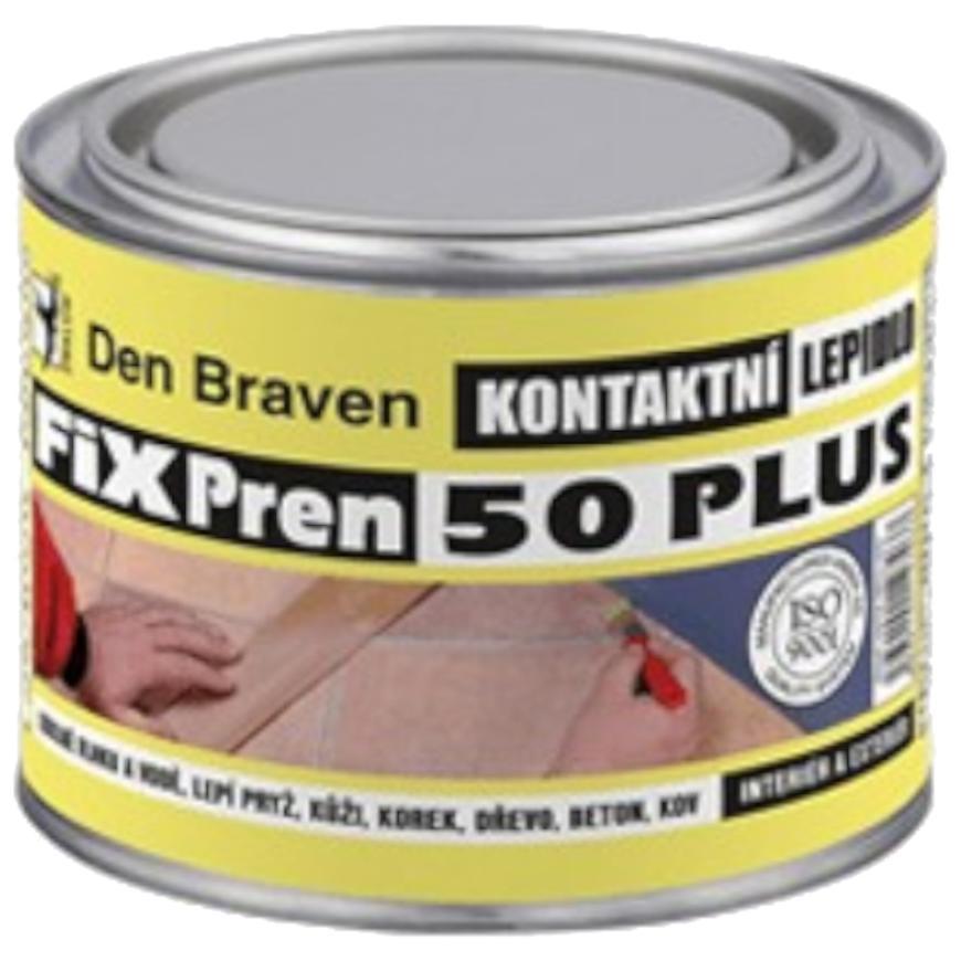 Lepidlo a tmely pro podlaháře Fixpren UNI 50 PLUS 350 g