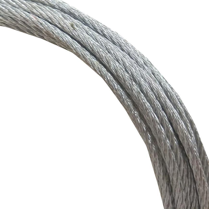 Kominický drát, ocel 15 m FI 3 mm