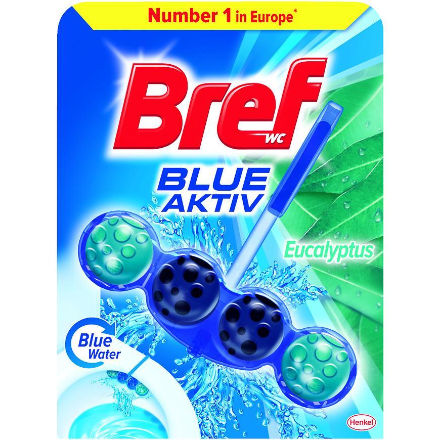Bref kuličky wc 50 g blue aktiv eucalyptus 720128
