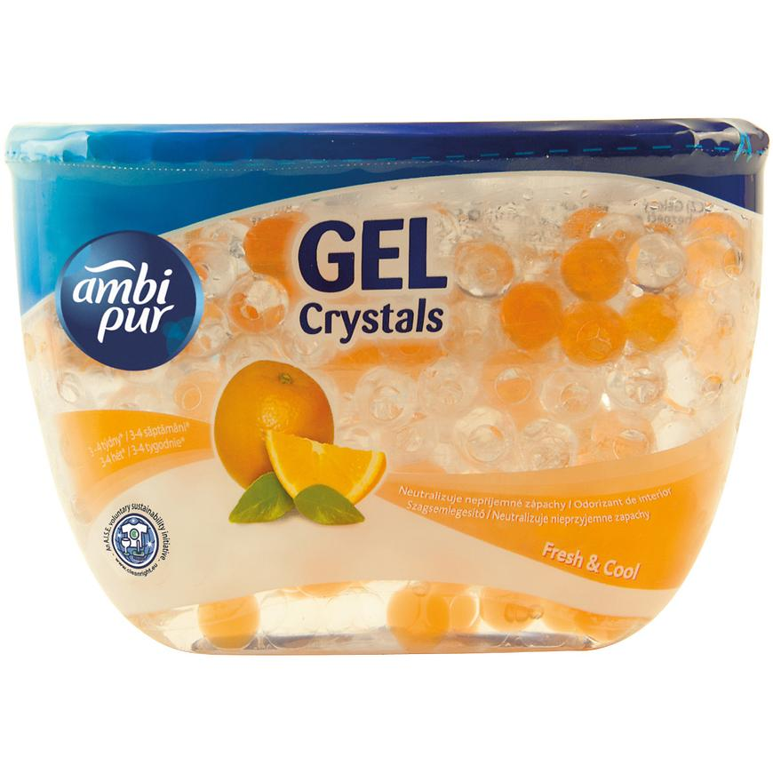 Ambi pur crystal gel fresh & cool 150 g