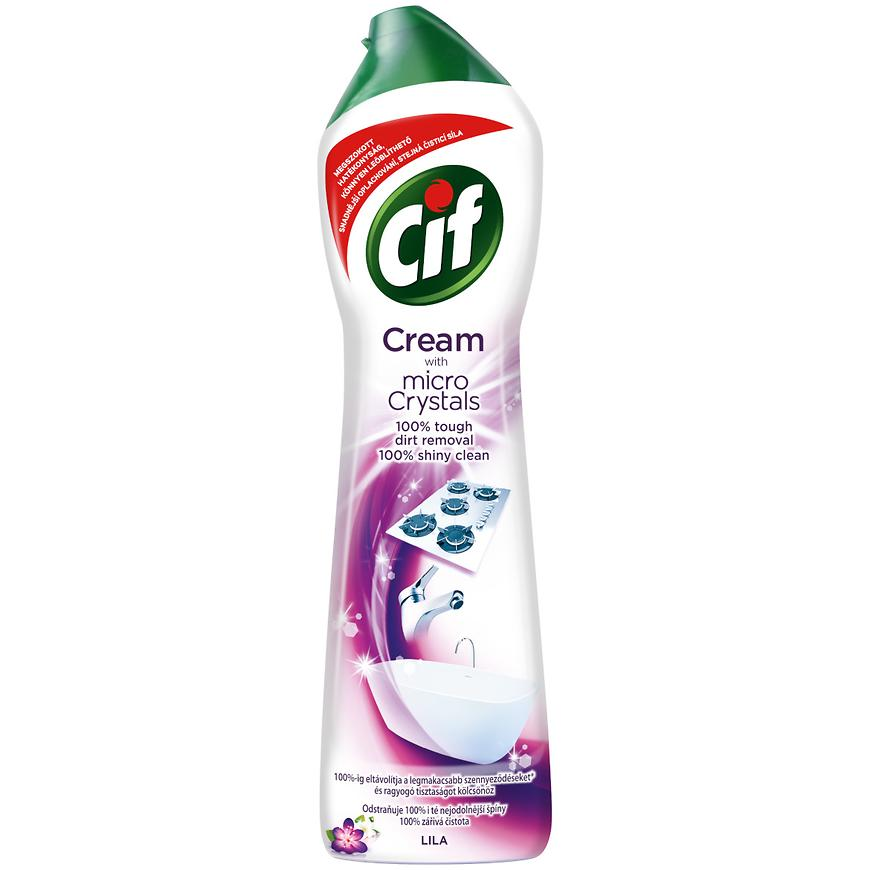 Cif krém lila flower 500 ml