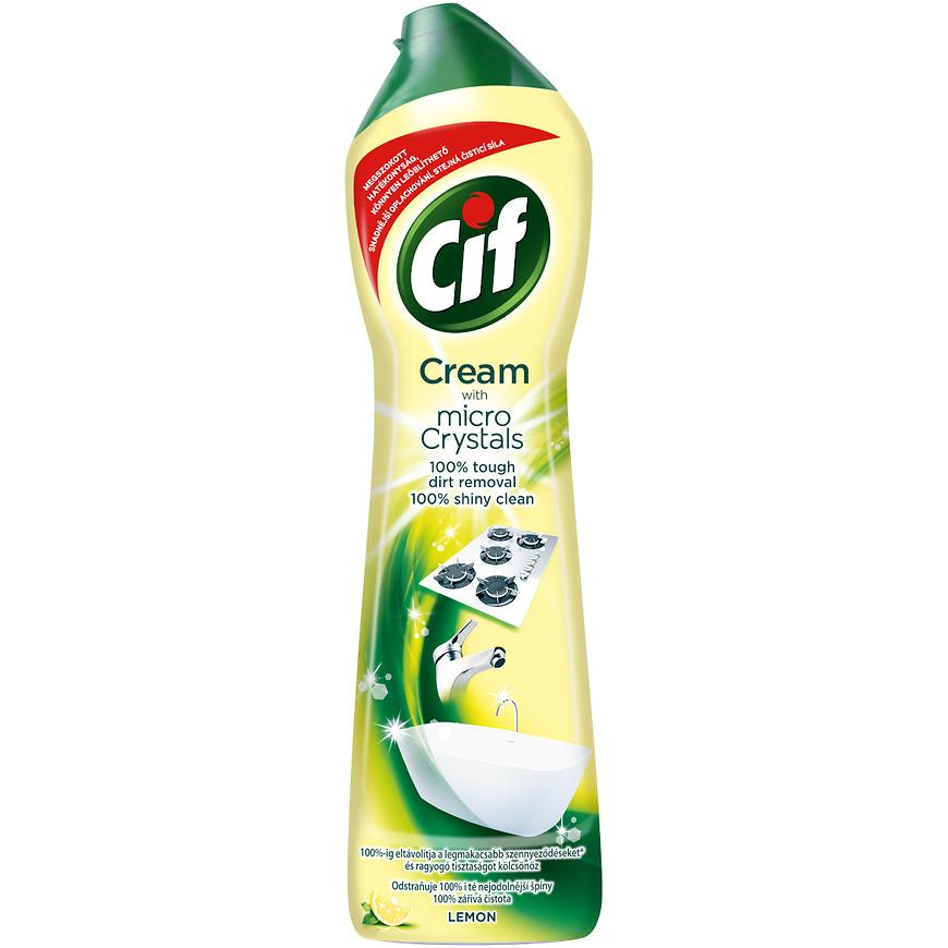 Cif krém lemon  500 ml
