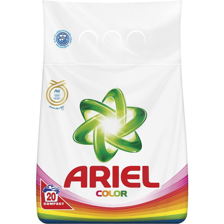 Ariel 20 dávek color 757028