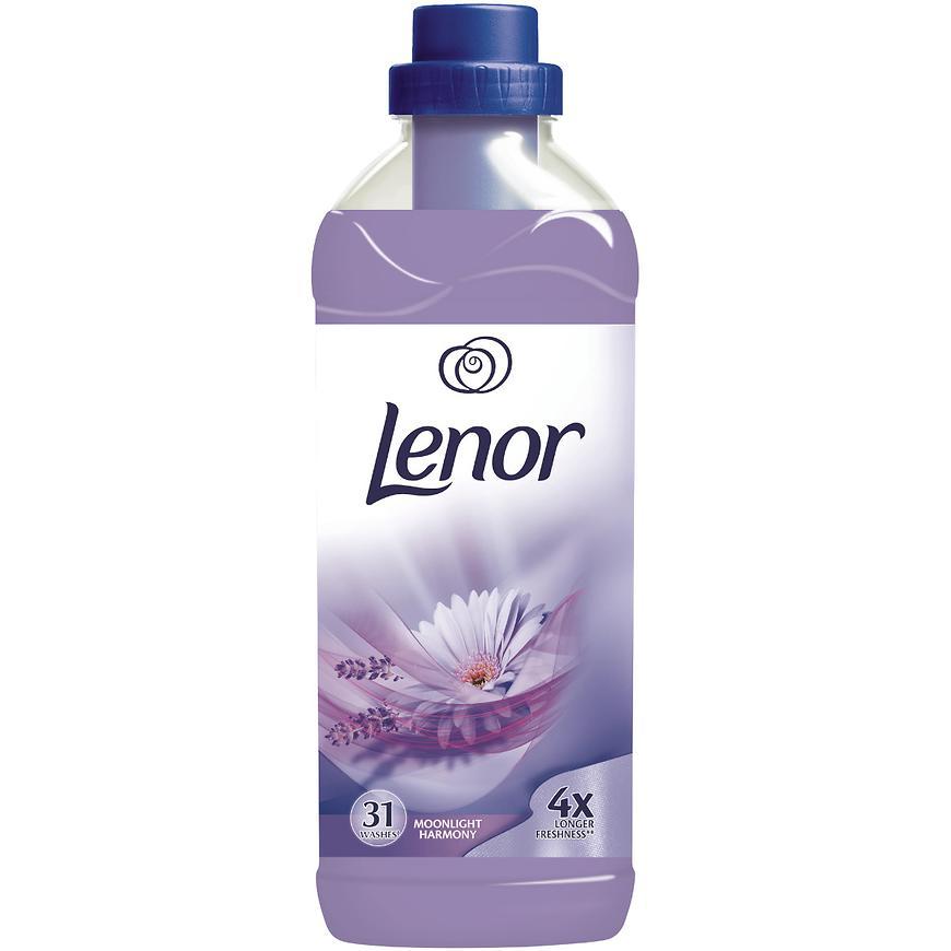 Lenor 930 ml lavender&camomile fialový 31 dávek
