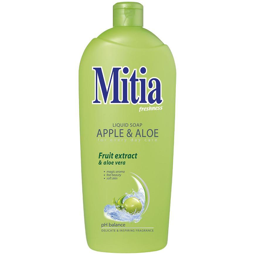 Mitia tek.mýdlo n.n. apple+aloe 1l 789015