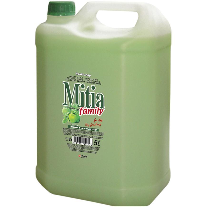 Mitia tek.mýdlo family jablko 5l 759218