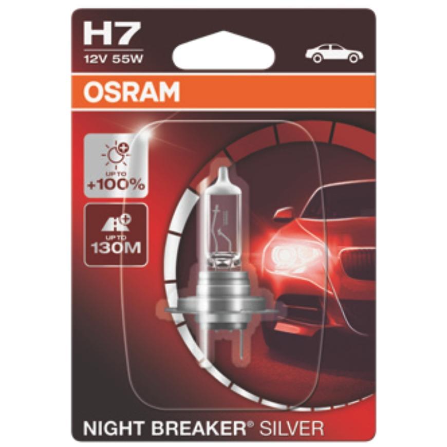 Osram NB silver NG H7 12V 64210NBS-01B