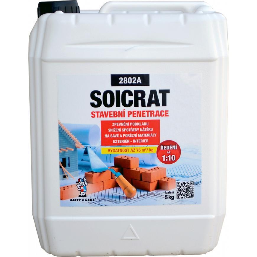 Soicrat 2802A univerzální penetrace 5kg