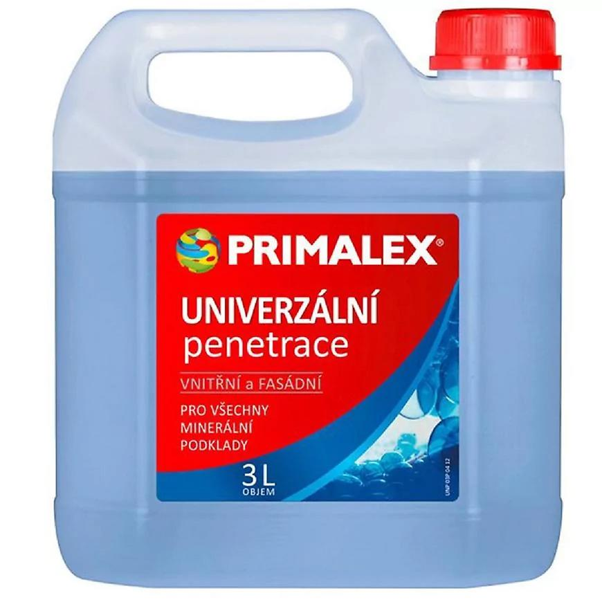 Primalex univerzální penetrace 3l