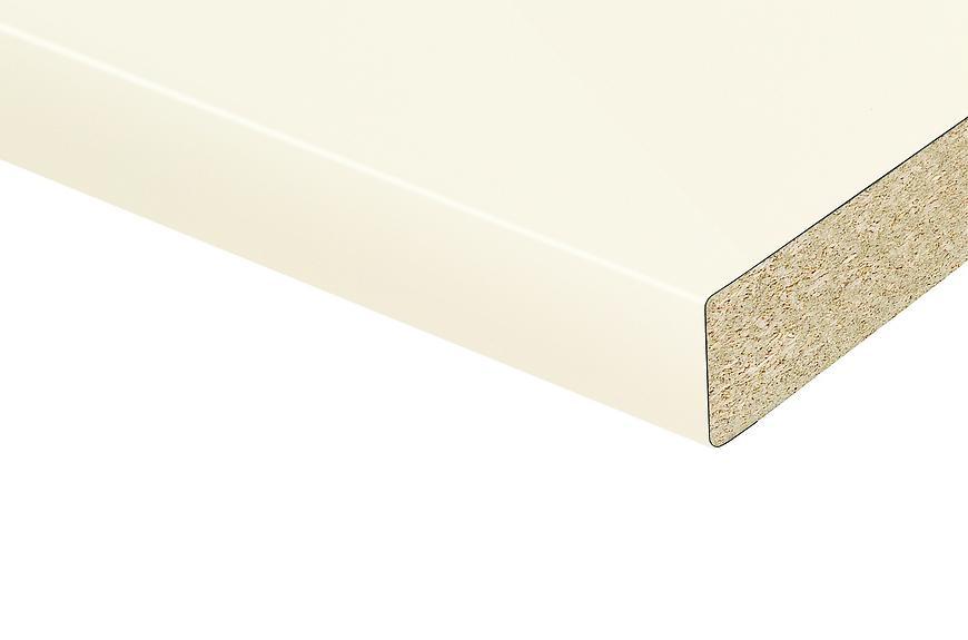 Pracovní deska 1106 Bila C-Profil 2600x600x28mm