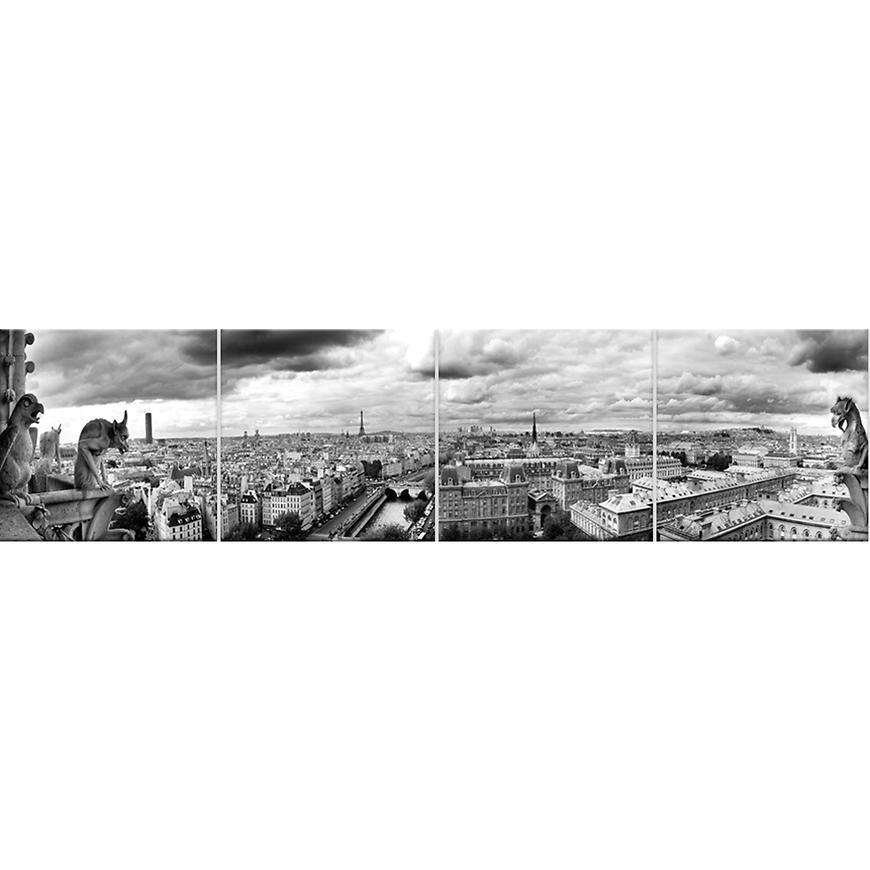 Skleněný panel 60/240 City-1 4-Elem