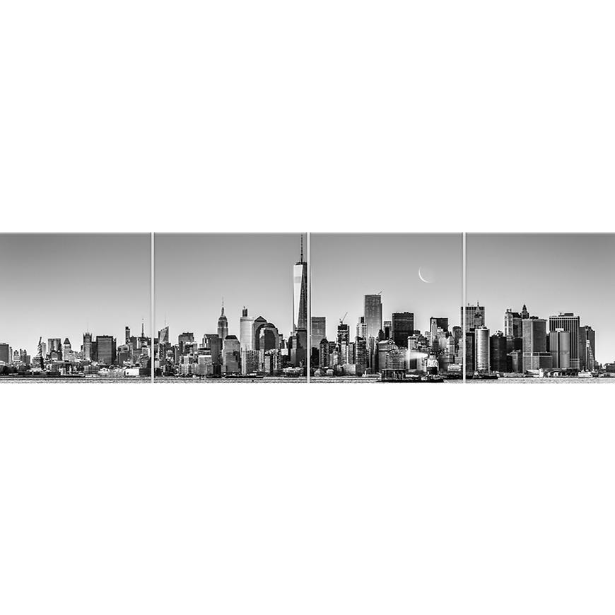Skleněný panel 60/240 City-2 4-Elem