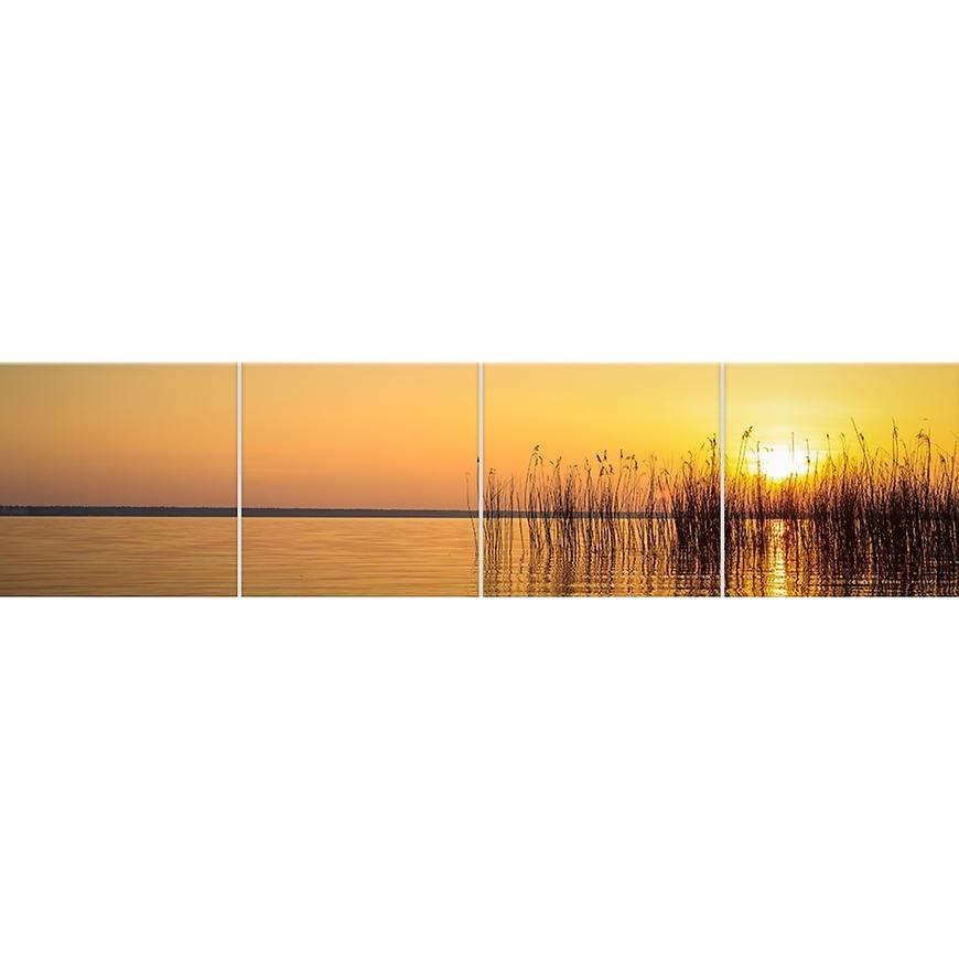 Skleněný panel 60/240 Lake-1 4-Elem