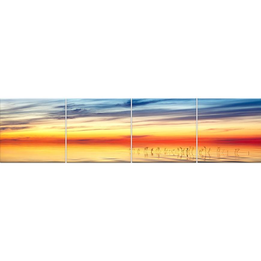 Skleněný panel 60/240 Lake-2 4-Elem