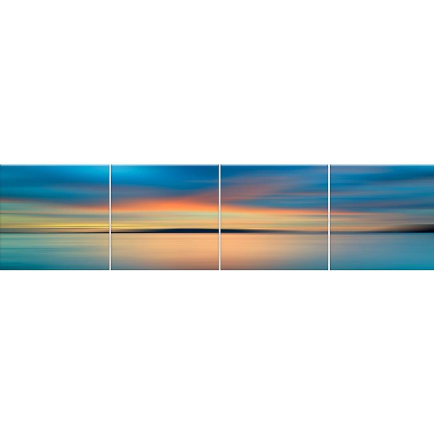 Skleněný panel 60/240 Lake-3 4-Elem