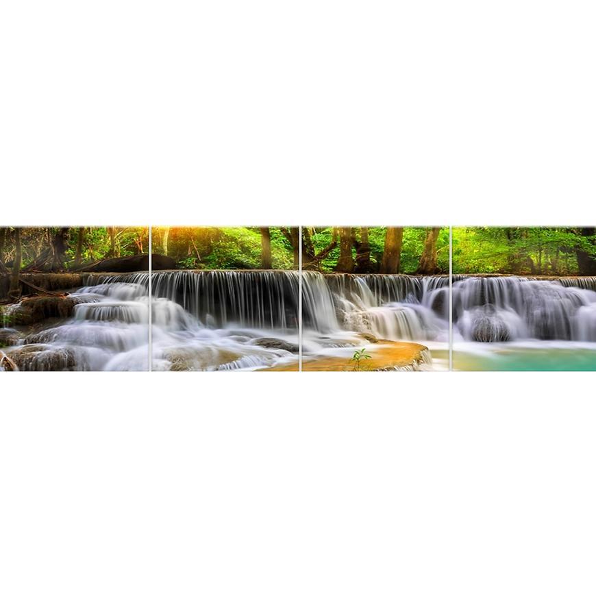 Skleněný panel 60/240 Waterfall-1 4-Elem