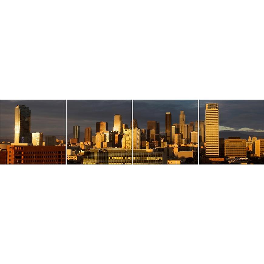 Skleněný panel 60/240 City-3 4-Elem
