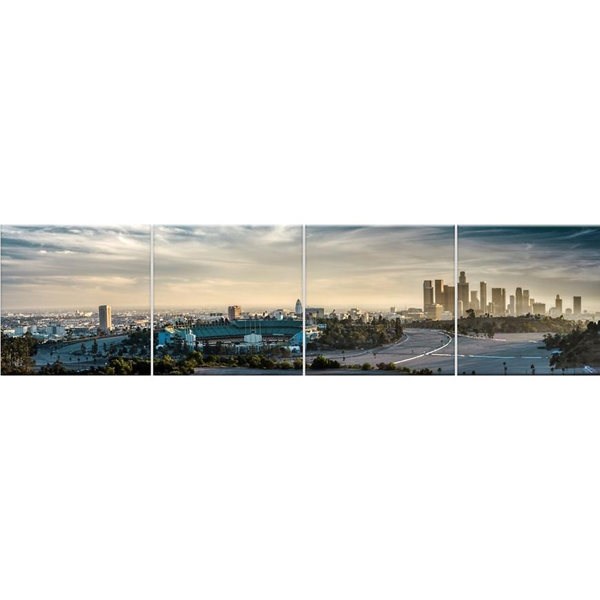 Skleněný panel 60/240 City-6 4-Elem