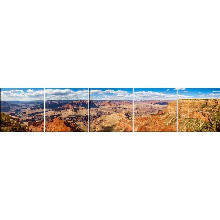 Skleněný panel 60/300 Desert-2 5-Elem