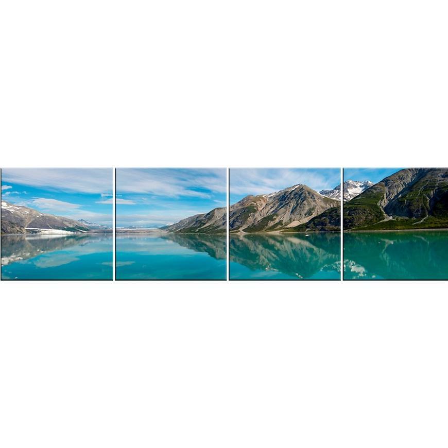 Skleněný panel 60/240 Mountains-2 4-Elem