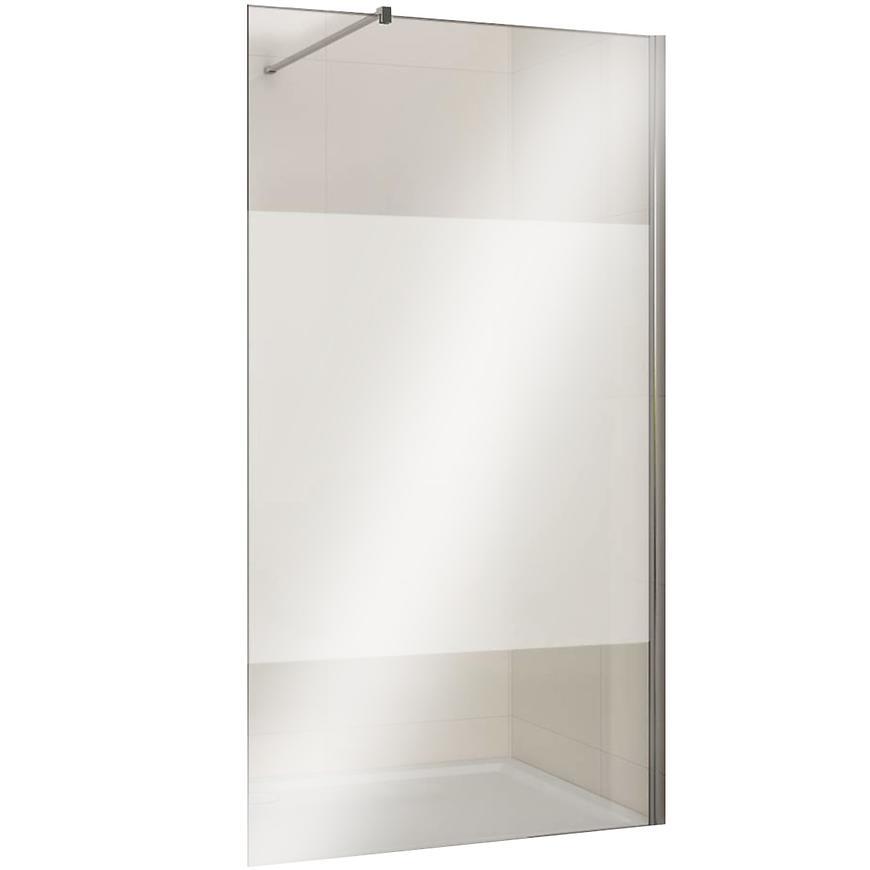 Sprchova stena WALK-IN Mist 120x195 tlač