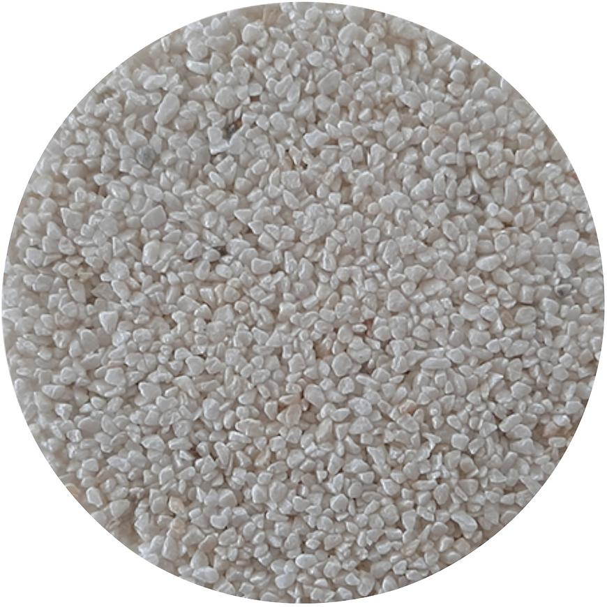 Kamenivo pro Tekutou dlažbu bílá 15,91 kg