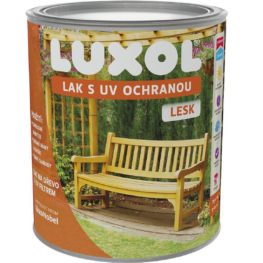 Luxol lak s UV ochranou lesk 0,75l