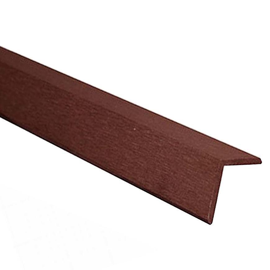Rohová Lišta Siglo Redwood 2000x25x25mm