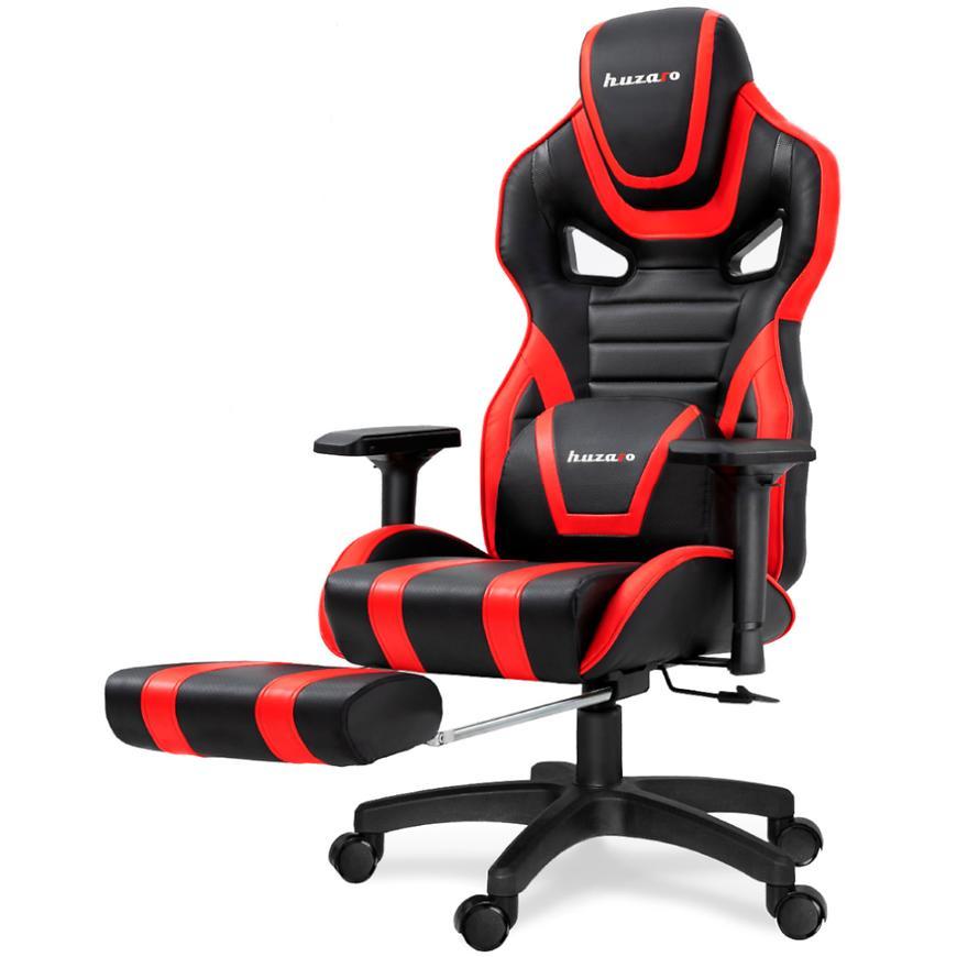 Herní Otaceci Židle Hz-Force 7.5 Červené