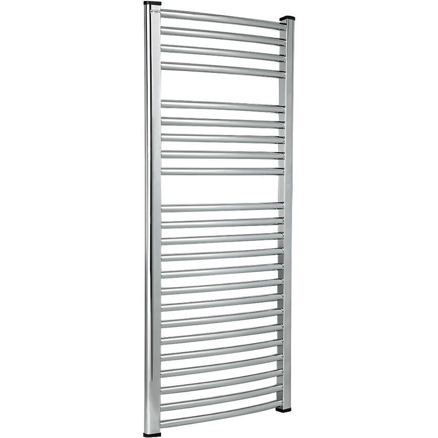 Koupelnovy radiátor OVAL 500/1100 chrom