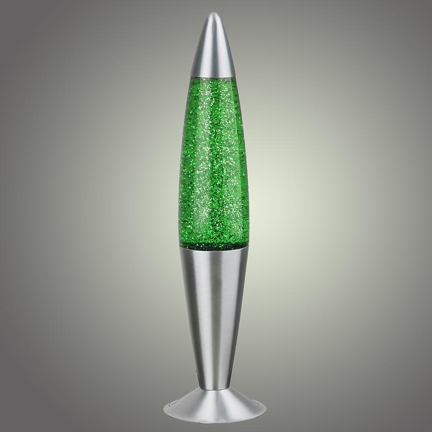 Světlo Glitter 4113 zelené